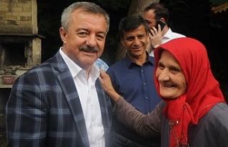 Türkmen kutladı