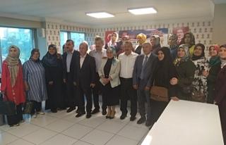 Vekiller, Ereğli'ye teşekkür etti