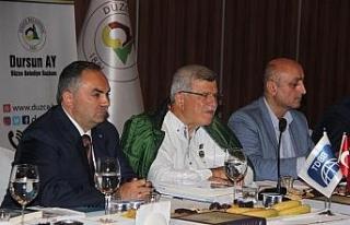 7 ülkeden TDBB yönetimi Düzce'de buluştu