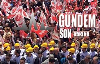AKP yöneticileri Bismillah demeden başladı