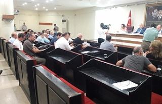 Belediye Meclisi başladı