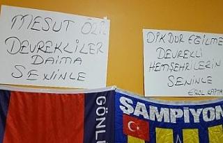 Devrekliler'in Özil hasreti!