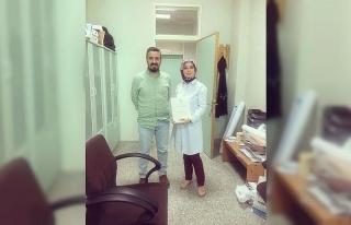 Düzce Üniversitesi Öğrencisinin Projesine TÜBİTAK'tan...