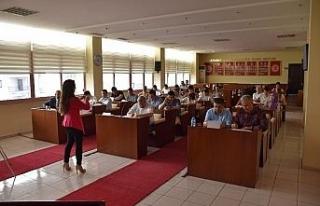 'Haber Metni Oluşturma' eğitim semineri başladı