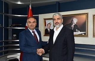 "HAMAS Lideri Halid Meşal: ""İsrail, Türkiye'nin..."
