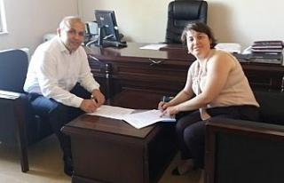 BEÜ ile Sağlık Müdürülüğü protokol imzaladı
