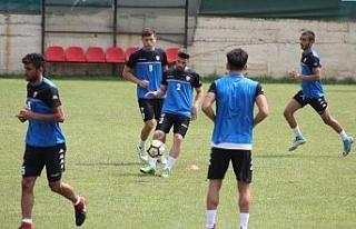 Karabükspor'da sezon hazırlıkları sürüyor