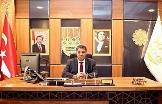 Rektör Polat'tan 15 Temmuz Demokrasi ve Milli Birlik...