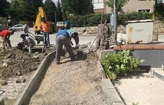 Safranbolu Belediyesi çalışmalarını aralıksız...