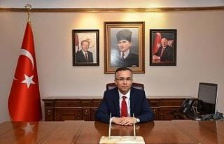 """Vali Çeber, """"Demokratik tepkimizi en üst perdeden..."""
