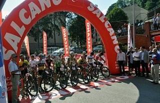 8'nci Uluslararası Yenice Kupası Dağ Bisiklet...