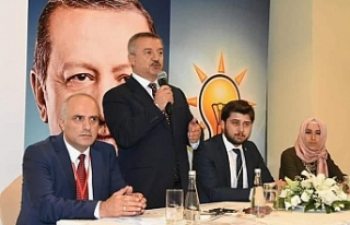 Türkmen, Başkan Erdoğan ile divanı yönetti!