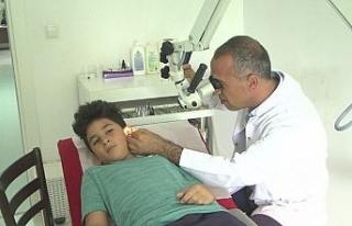 Çocuklarınız öğrenemiyorsa nedeni kulak hastalığı...