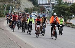 Karabük'te 'Trafikte bizde varız' temalı...