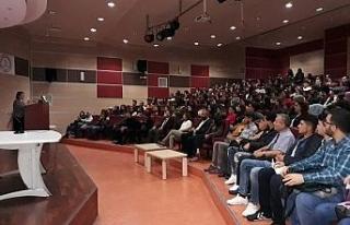 BEÜ'de öğrencilere oryantasyon eğitimi verildi!..