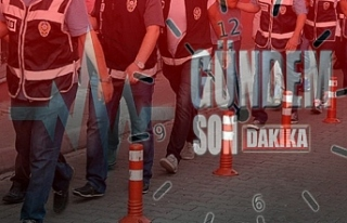 11 İlde operasyon... Zonguldak'ta var!