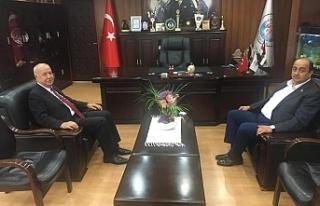 Akdemir'den Demirtaş'a ziyaret