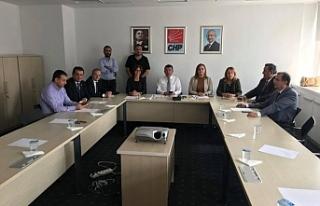Emek Büroları Merkez Toplantısı başladı!