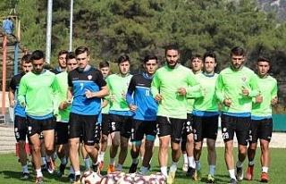 Karabükspor'da Altay maçı hazırlıkları sürüyor