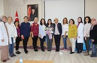 Kozlu'da farkındalık eğitimi
