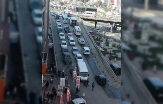 155 bin araç trafikde...