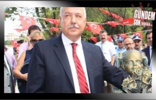 Akdemir'den 10 Kasım Atatürk'ü Anma Günü...