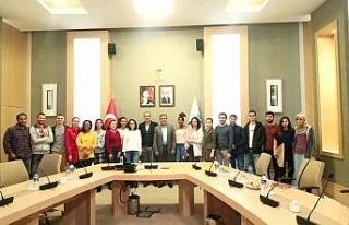 Antalya'da Türkiye'nin etki sahasıyla ilgili...
