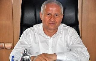 """Başkan Çaylı :  """"Projelerimiz hazır"""""""