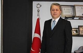 Başkan Ertan Taşlı'dan 10 Kasım mesajı