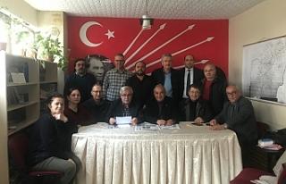 Devrek örgütü, CHP Genel Merkezi'ne karşı...