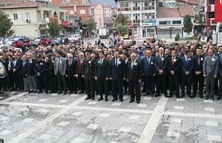 Devrek Atatürk 'ü andı...