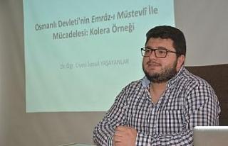 DÜ'de Osmanlı'nın kolera hastalığı ile mücadelesi...