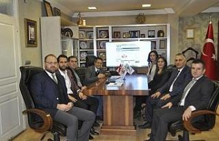 Karabük TSO Akreditasyon belgesini yenileme hakkını...