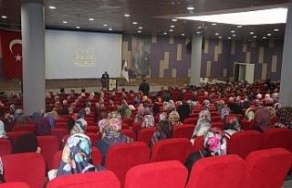 Karabük'te 'Hz. Peygamber ve Gençlik' konferansı