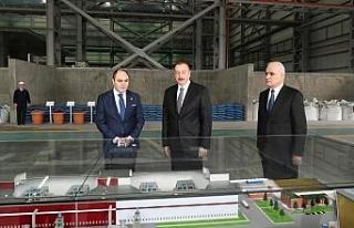 Kardeş ülke Azerbaycan'a Karabük'ten ilk modern...