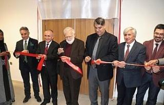 KBÜ'de konferans salonuna Prof. Dr. Sadettin Ökten'in...