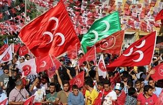 MHP'de aday adaylarına 'kriterlere uyum...