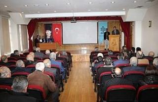 Safranbolu Köylere Hizmet Götürme Birliği meclis...