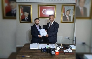 Toğrul AK Parti Kaynaşlı Belediye Başkan aday...