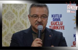 """Türkmen """"İlk günkü aşkla hedefimize ilerliyoruz"""""""