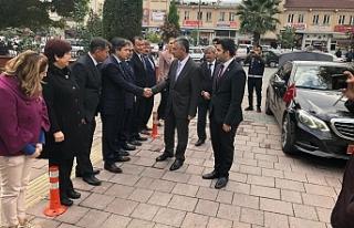 Vali Erdoğan'dan Gökçebey ve Filyos çıkarması