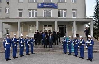 Vali Gürel İl Jandarma Komutanlığının çalışmaları...