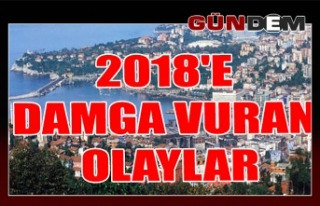 2018'e damga vuran olaylar!..