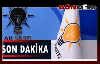 AK Parti'nin adayları kulisten sızdı!