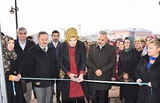 AK Partili kadınlardan yerli ürün vurgusu