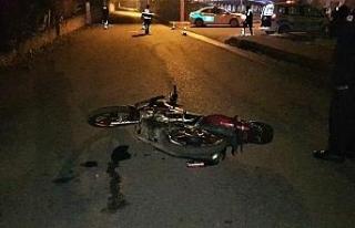Alkollü sürücü ölümden döndü!..