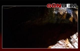 Bağlık'ta heyelan: 1 ev boşaltıldı