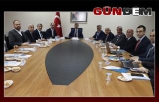 BAKKA'nın son toplantısı Vali Bektaş başkanlığında...
