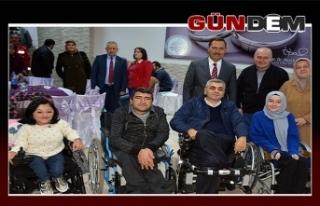 Başkan Uysal: Mecliste bir engelli olmalı