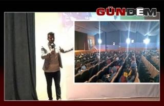 Ereğli'de 'Spor Psikolojisi' konferansı...